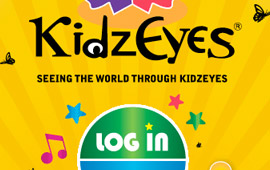 Kidz Eyes Website Programming - HTML & CSS