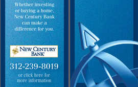 New Century Bank Flash Online Advertising